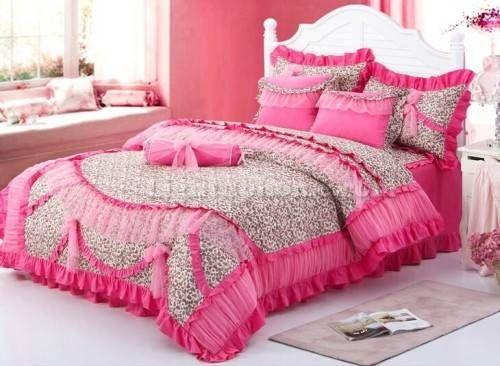 Die besten 25+ Gepardenmuster druck schlafzimmer Ideen auf - schlafzimmer ideen pink