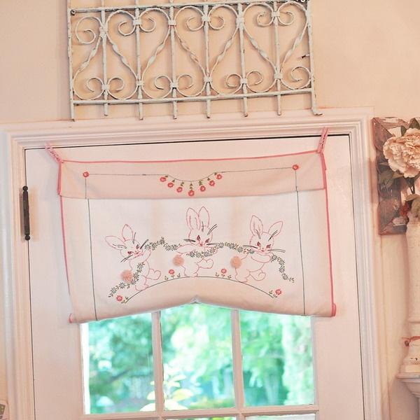 Best 25+ Vintage Kitchen Curtains Ideas On Pinterest