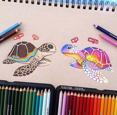 Instagram Zeichnungen