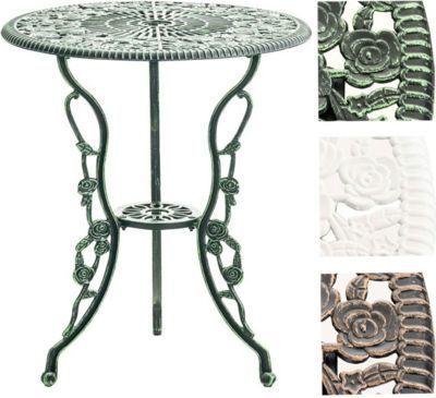 Gartentisch rund metall antik  Die besten 25+ Gartentisch rund metall Ideen auf Pinterest ...