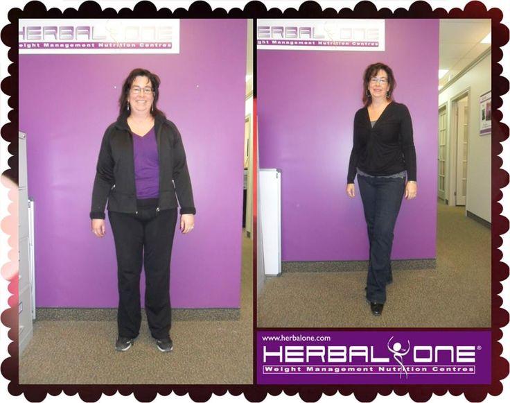 Woohoo!! Andrea lost 25 lbs