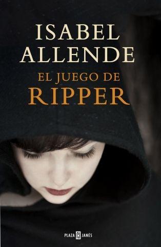 Allende nos sorprende al presentar una historia de suspense e intriga criminal.