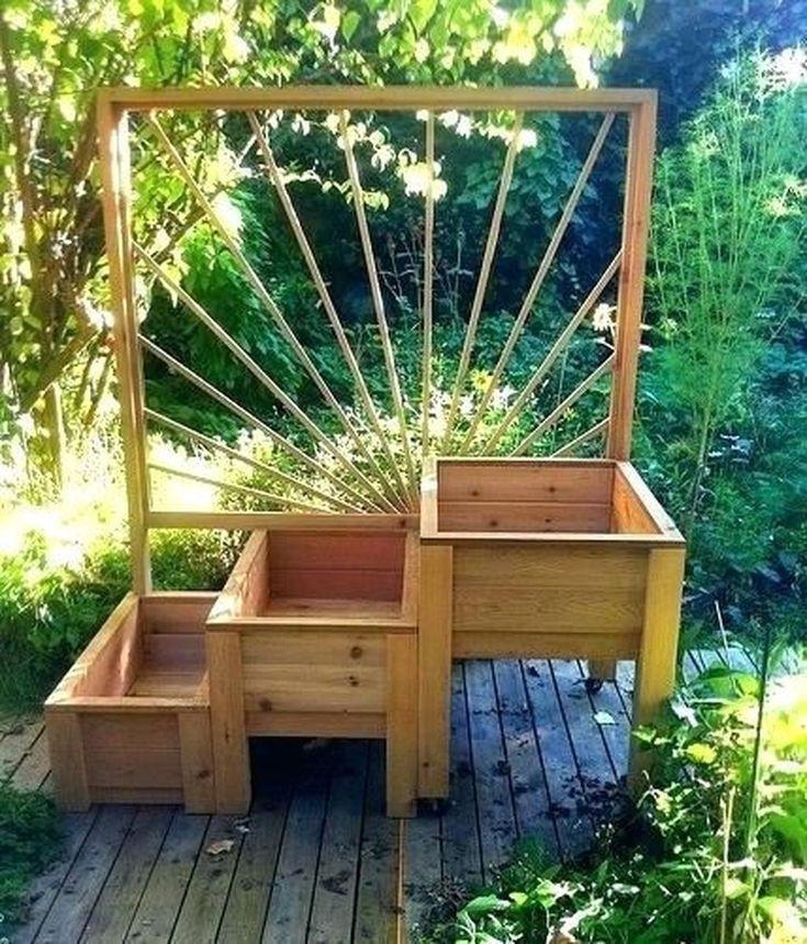 30 pretty privacy fence planter boxes ideen zum