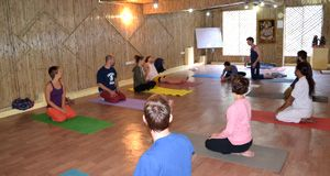 Apoorvayoga Academy is an internationally certified hatha yoga teacher training course provider in rishikesh.
