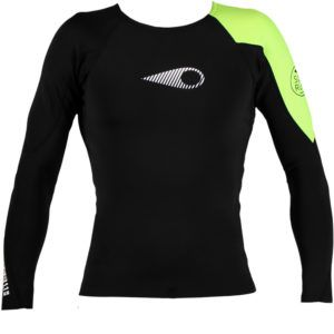 FIGHTER Top Long-sleeves - 1/1mm