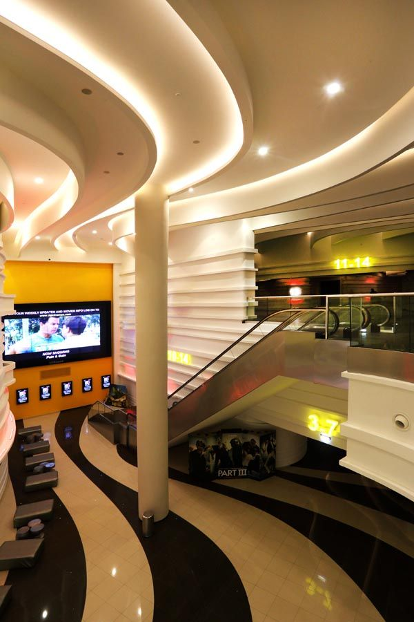 Architects & Designers For Cinema, Theatre, Multiplex