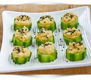 hummus-komkommer-sesamzaad-hapjes