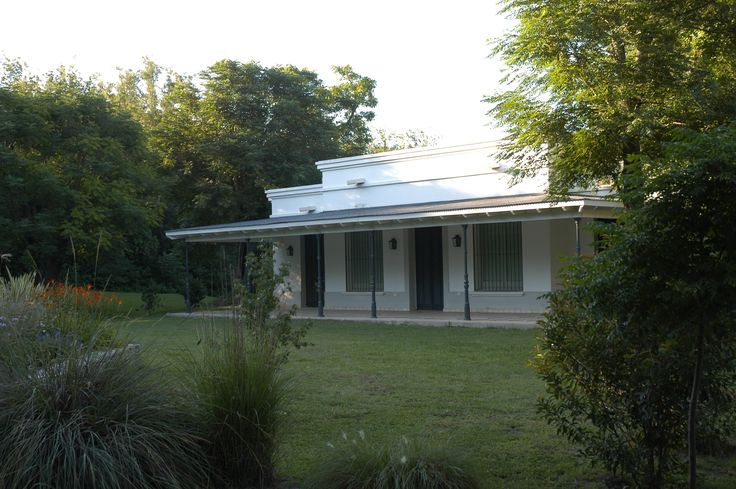 Arquitectura - Paisajismo - Ricardo Pereyra Iraola - Buenos Aires - Argentina - Casa - Paisajista - Cordoba - Alta Gracia