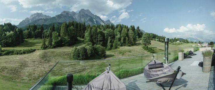 the roof top - Aussicht garantiert.... More Details: www.mama-thresl.com oder www.facebook.com/mamathresl