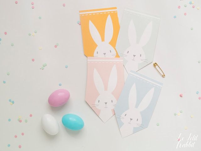 Le Petit Rabbit: [KIDS] Caccia ai coniglietti di Pasqua