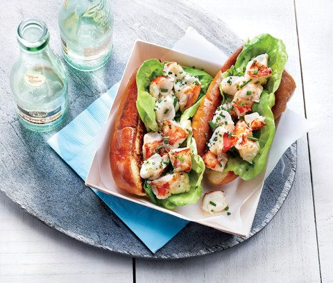 Neptune Oyster in Boston and Red's Eats in Maine, on which this recipe is based, are Mary-Frances Heck's two favorite lobster rolls, and both give the option of butter or mayo. Offering that choice means they can't hide anything about the quality of their lobster.