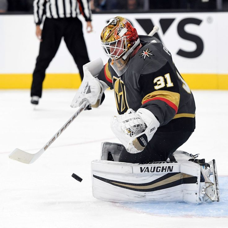 Pin by Big Daddy on Las Vegas Golden Knights Goalies in