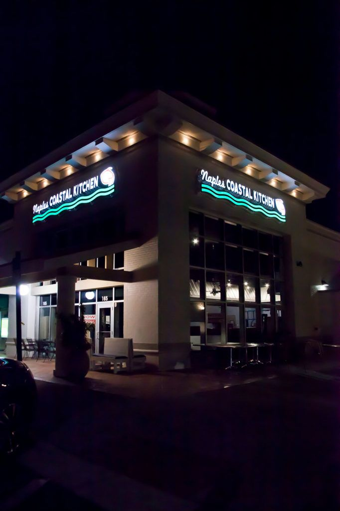 Our New Restaurant Is Located In The Gulf Coast Town Center Off