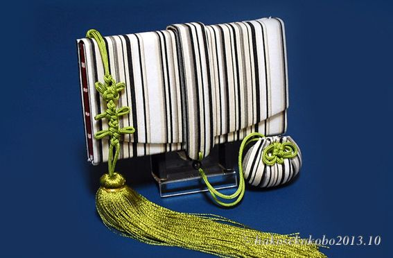 Informal stripes hakoseko