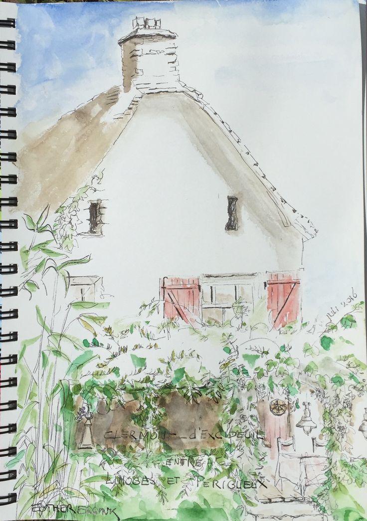Huisje Frankrijk 'Entre Limoges et Perigeux', Dordogne
