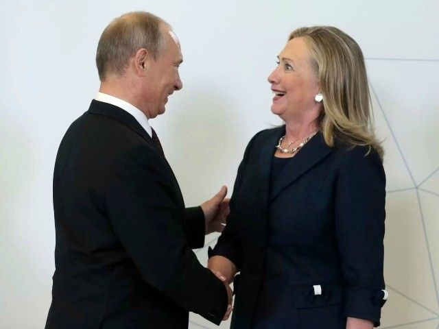 Given the media's focus on President Trump and his administration's contact with Russian officials, it is worth reminding Americans of the Hillary Clinton-Kremlin connections.