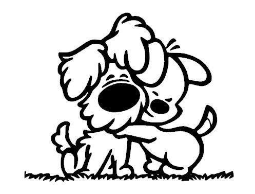 woezel en pip kroel kleurplaten digi stempels hond