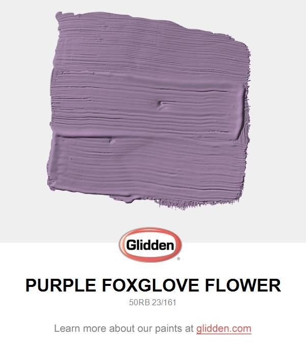Apply This Midtoned Violet For An Accent Wall In A Dining Room Select Lighter Goldtones