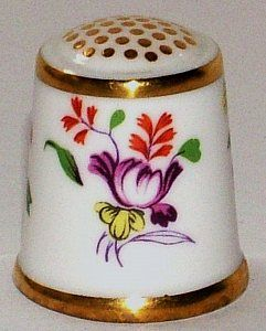 ROYAL CROWN DERBY-FLOWER SPRIGS
