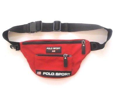 1442d2cb56b Details about Vintage Lazer Sport 80s 90s Red 2 Pocket Double Zipper ...