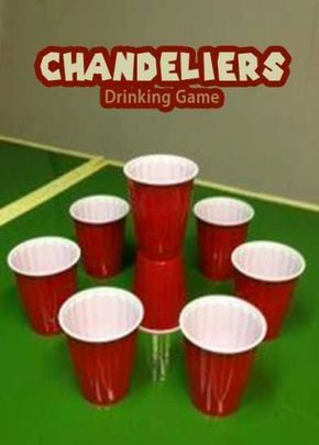 Chandeliers (Coin) Drinking Game Rules - drinking-games.com
