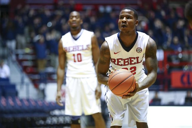 Ole Miss vs. Northern Arizona - 11/23/14 College Basketball Pick, Odds, and Prediction