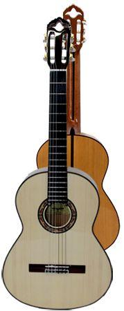 Ver Modelo Solea Especial (Natural): Guitarra Flamenca del Constructor Francisco Bros, en el Blog de guitarra Artesana