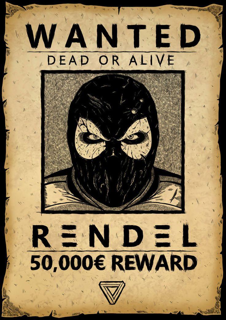 Wanted: Rendel by O-RS.deviantart.com on @DeviantArt