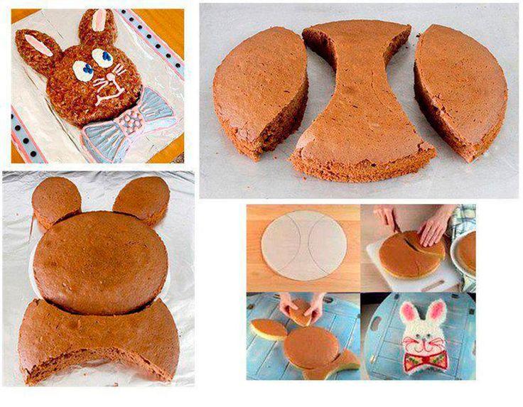 Montar bolo infantil 4