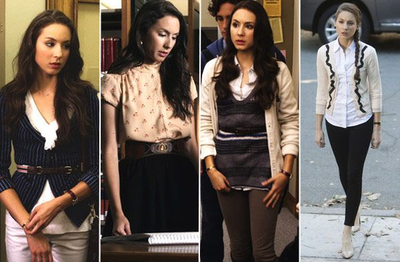 Not going to lie- I love this show largely for Spencer's wardrobe. Spencer Hastings (Pretty Little Liars)