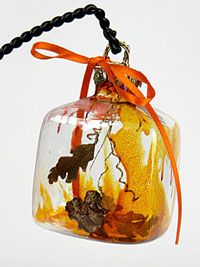 Fall Leaf Ornament | FaveCrafts.com