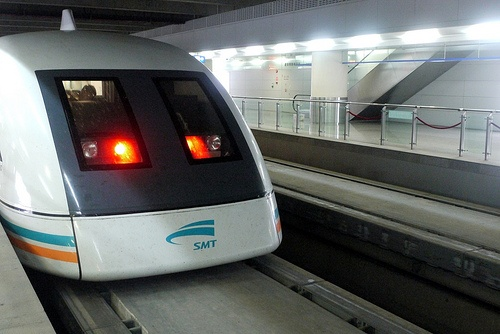 http://netzeroguide.com/maglev-wind-turbine.html The Maglev windmill is considered the latest great optimism for noticeably progressing windmill engineering. The efficiency prospects are exciting when we can finally harness the tech. Maglev!