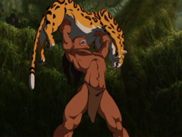 Sabor is the one who killed Tarzan's parents.