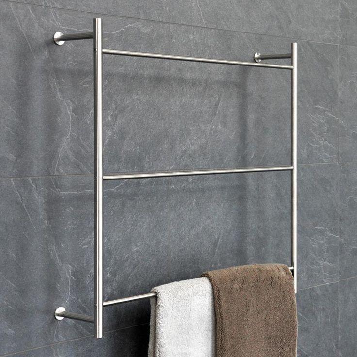 die besten 25 handtuchhalter ideen auf pinterest ikea badezimmer regale ikea bad lagerung. Black Bedroom Furniture Sets. Home Design Ideas