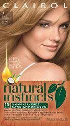 Clairol Natural Instincts Non-Permanent Color, Light Blonde 2 - http://essential-organic.com/clairol-natural-instincts-non-permanent-color-light-blonde-2/