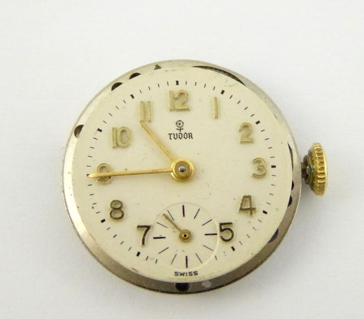 Working Ladies Rolex Tudor Mechanical Watch Swiss Movement - The Collectors Bag