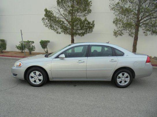 Sedan, 2006 Chevrolet Impala LT with 4 Door in Las Vegas, NV (89101)