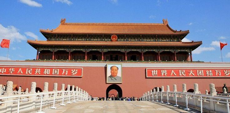 Plaza Tian ´anmen, #Beijing #China