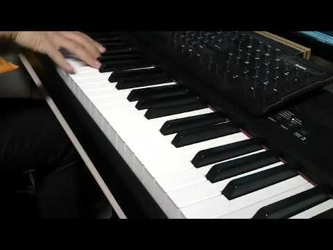 張智霖 - 相愛無夢 (西關大少 Point Of No Return 主題曲) [鋼琴 Piano - Klafmann]