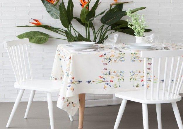 Zara+Home+tovaglia+fiore+acquarello…