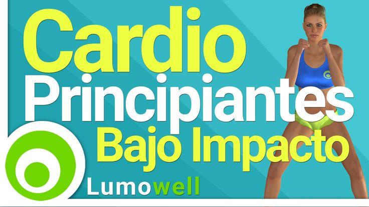 Cardio para Principiantes   Rutina Bajo Impacto   30 Minutos