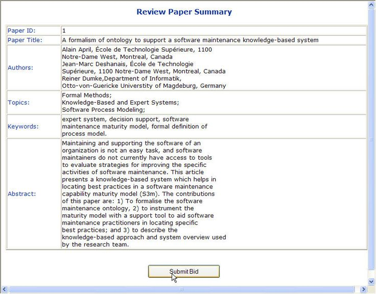 High quality paper writing order