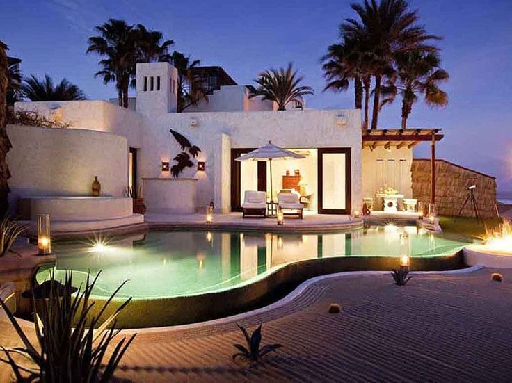 """70. Las Ventanas al Paraíso (Rosewood), San José del Cabo, Mexico. """"There's nothing like it in Los Cabos, from the pool butlers to the airport host."""" A meandering network of terraces, suites, pools, and bars await at this Mexican-Mediterranean resort in """"an exquisite location on the Pacific."""""""