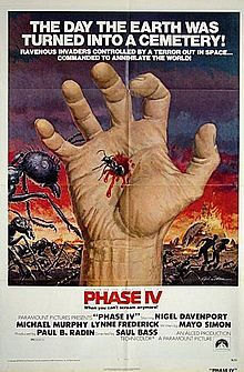 """Phase IV"" one sheet"