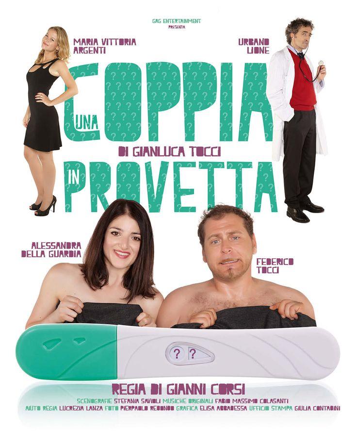 Theatre Poster Design #segnalacommedie #commedieitaliane #segnalacommedie