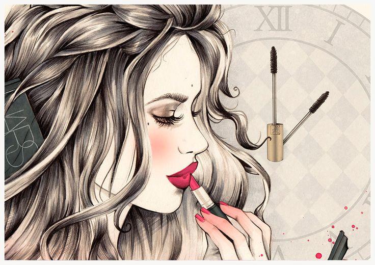 - Pinturas de moda ...