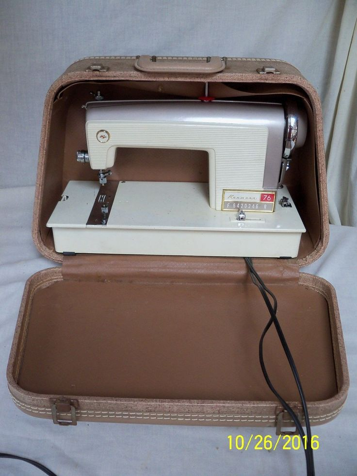 kenmore mini ultra sewing machine. nice old vintage sears kenmore portable model 120-76 sewing machine \u0026 case mini ultra