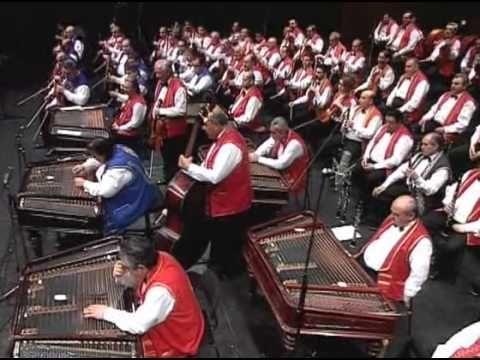 100 Tagu Ciganyzenekar Cigánytűz -Budapest Gypsy Symphony Orchestra Cigá...