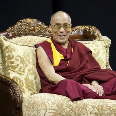 """""""Religion is like going out to dinner with friends. Everyone may order something different, but everyone can still sit at the same table."""" ~His Holiness, The Dalai Lama ..*"""