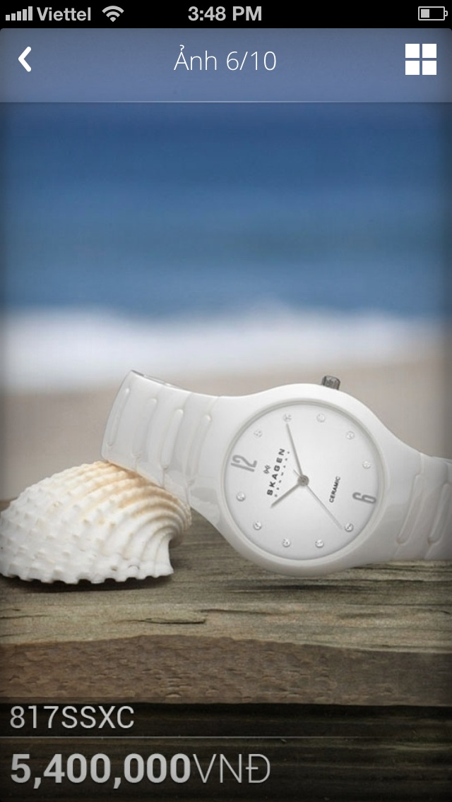 SKAGEN - on BaoMoi4